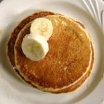 August Recipe: Buckwheat/Almond Pancakes